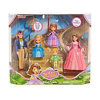 Игровой набор кукол из м/ф «София прекрасная» Disney, фото 1