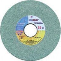 Круг абразивный шлифовальный (заточной) зеленый 200*20*32, 63С, F40 Луга