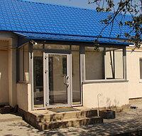 Установка алюминиевых дверей в Казахстане