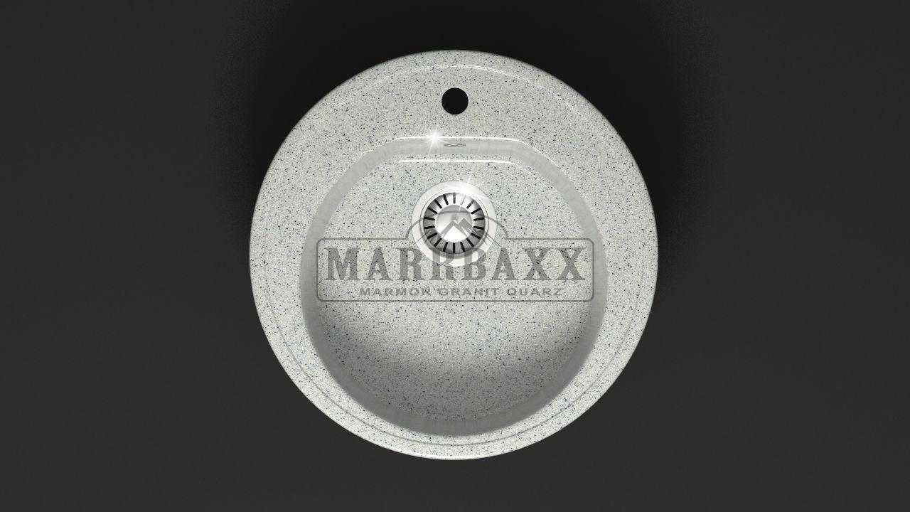 Мойка кухонная Marbaxx Черая Z3 серая