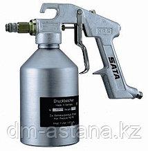 Пистолет для нанесения антикор. покрытий Sata HRS с регулятором подачи материалов SATA (Германия)