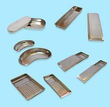 Лотки и крышки металлические, нержавеющая сталь (ТУ 9451-002-70373441-2005)