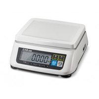 Настольные весы SWII-6 SD (RS232C)
