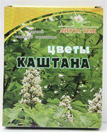 Каштан, цветы, 20г