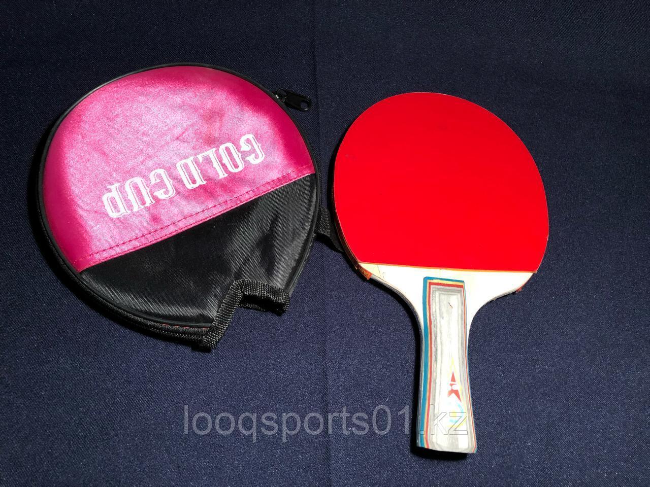 Ракетки для настольного тенниса Gold Cup