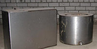 Емкости из нержавеющей стали.