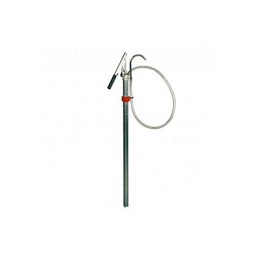 GR44141 - LLP/02 Насос бочковой ручной рычажный для тяжелых масел., шланг 1500мм,75 мл./ход