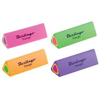 """Ластик Berlingo """"Star"""", прямоугольный, натуральный каучук, 35*22*7мм"""