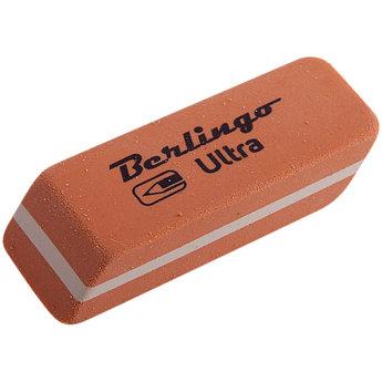 """Ластик Berlingo """"Ultra"""", скошенный, натуральный каучук, 42*14*8мм"""