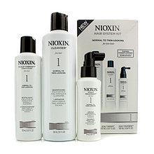 Nioxin System №1- для натуральных волос (от тонких до средних) с намечающейся тенденцией к выпадению