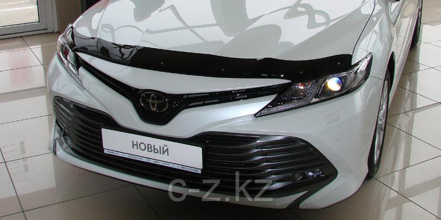 Дефлектор капота Toyota Camry 70 2018-..., фото 2