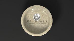 Мойка кухонная Marbaxx Флори Z2,песочный фреш