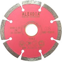 Алмазный диск по граниту Sintered 115 мм ALEXDIA