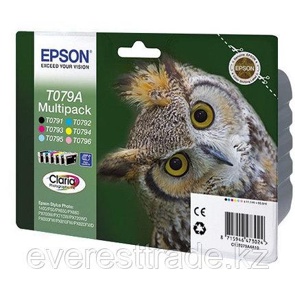 Картридж Epson C13T079A4A10 P50/PX660 набор 6 шт., фото 2