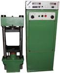 Пресс лабораторный испытательный ИП-100М (10тс) модернизированный