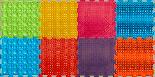 Детский массажный коврик Набор - «Профи», фото 2