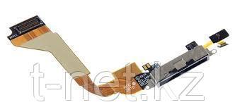 Шлейф iPHONE 4G для зарядки с  микрофоном