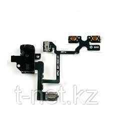 Шлейф iPHONE 4G на кнопки громкости и наушники