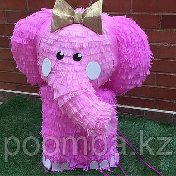 """Пиньята """"Розовый Слон"""""""