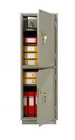 Металлический бухгалтерский шкаф КБС023т