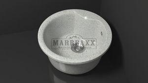 Мойка кухонная Marbaxx Флори Z2,светло серый