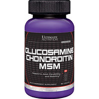 Ultimate Nutrition, Glucosamine Chondroitin MSM, 90 tab