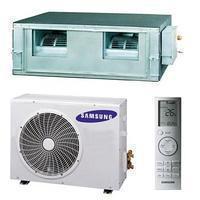 Кондиционер канальный Samsung AC100JNMDEH/AF INVERTER (3 фазы), фото 1