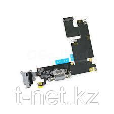 Шлейф Apple iPhone 6 Plus, для зарядки с микрофоном и наушник - фото 2