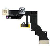Шлейф Apple iPhone 6 Plus, на датчик приближения, микрофон и малую камеру