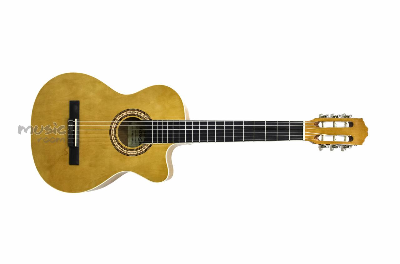 Детская классическая гитара Adagio MDC3808BR