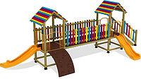 Детский игровой комплекс ДПК-009