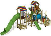 Детский игровой комплекс ДПК-010