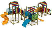 Детский игровой комплекс ДПК-012