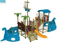 Детский игровой комплекс ДПК-016