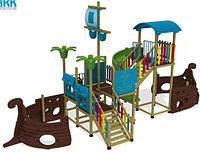 Детский игровой комплекс ДПК-018