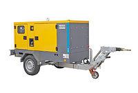Передвижные генераторы серии QES