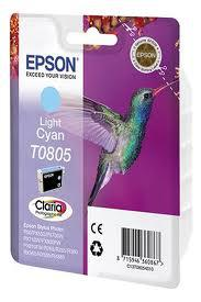 Картридж Epson C13T08054011 P50/PX660 светло-голубой
