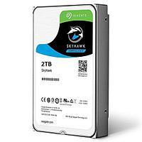 Жесткий диск HDD 2TB Seagate SkyHawk ST2000VX008