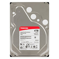 Жесткий диск TOSHIBA HDWE140UZSVA X300 BULK High-Performance 4ТБ