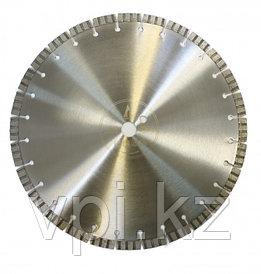 Круг алмазный отрезной, мокрый рез  350*50 EPA