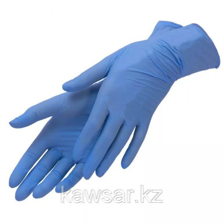 Перчатки BLOSSOM медицинские нитриловые 50пар/упаковок. - фото 3
