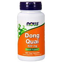 Дудник китайский / Dong Quai 520 мг 100 капсул
