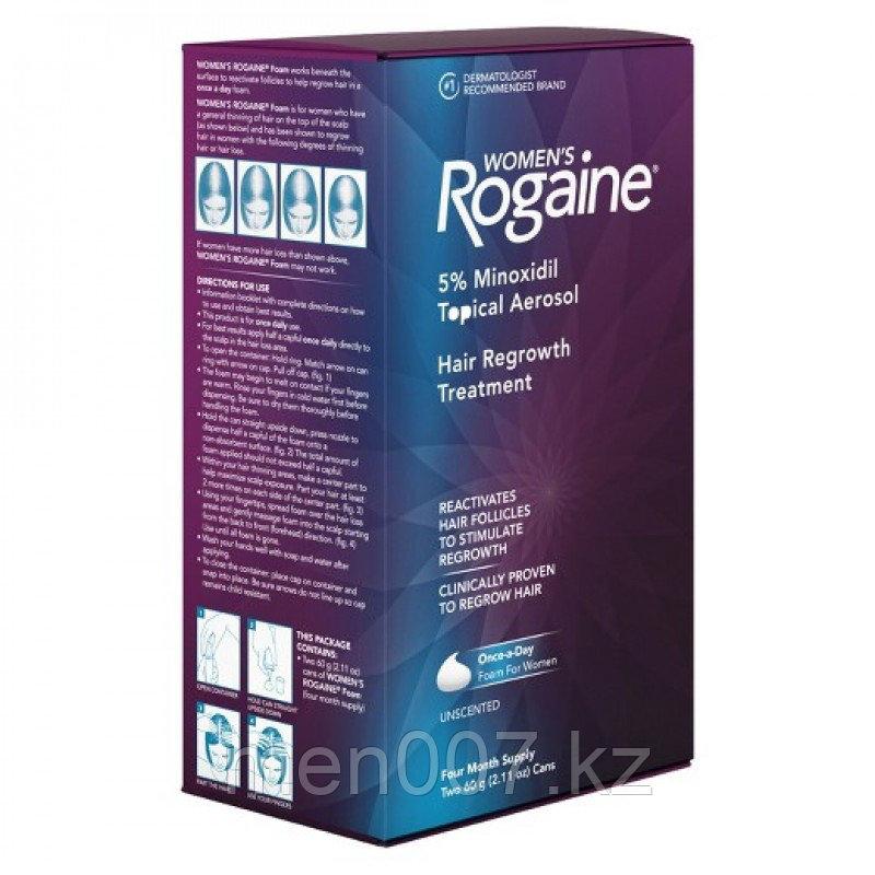 Minoxidil Rogaine 5% (Миноксидил Рогейн Рогаин 5%) (женский)