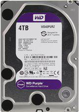 Жесткий диск WD Purple 4 Тб WD40PURX