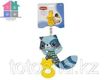Tiny Love Развивающая игрушка Енот (вибрация)