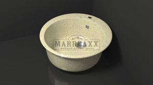 Мойка кухонная Marbaxx Алана Z5 бежевый фреш