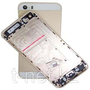 Задняя Крышка Iphone 5se, цвет золотой