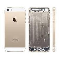 Задняя Крышка Iphone 5s цвет, черный, белый, золотой, фото 1