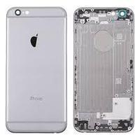 Задняя Крышка Iphone 6g, space gray, silver