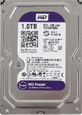 Жесткий диск WD Purple 1 Тб WD10PURX